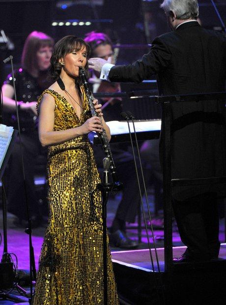 Emma Johnson live at Classic FM Live 2014