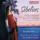 Jennifer Pike Sibelius Violin Concerto