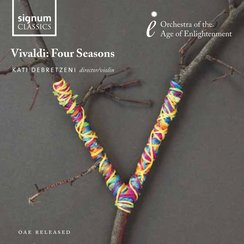 Four Seasons Orchestra Age Englightenment