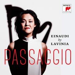 Lavinia plays Einaudi Passaggio