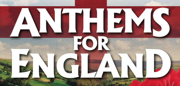 Anthems for England