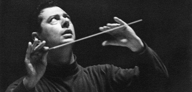 Rafael Frühbeck de Burgos conductor Spanish