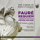 Faure Requiem Cleobury Kings
