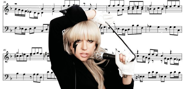 Lady Gaga Fugue