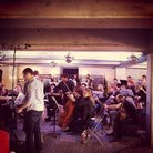 Sibelius 5 performed in a Peckham car park