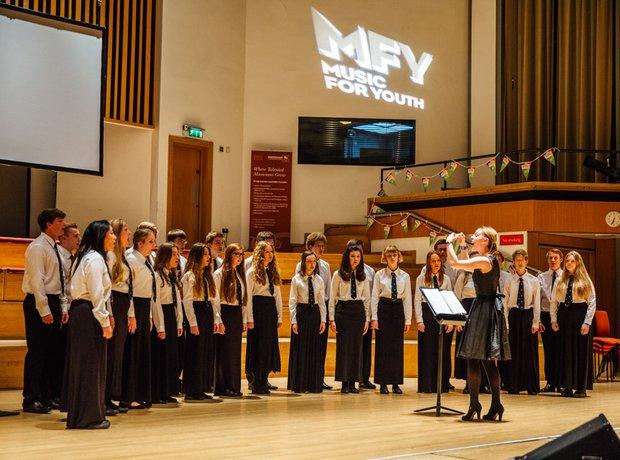 Egglescliffe School Senior Choir