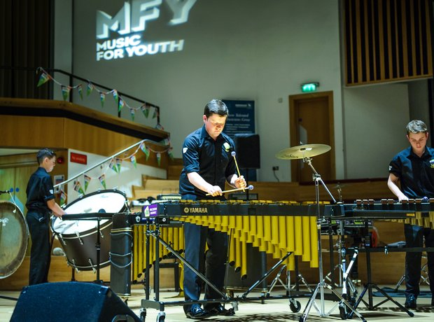 Love Music Trust Percussion Ensemble