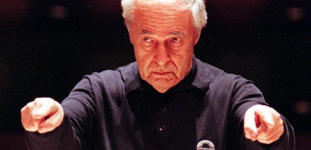Pierre Boulez conductor composer