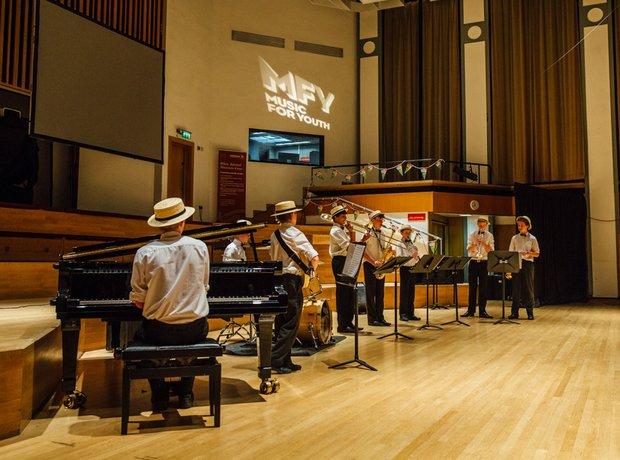 Royal Grammar School Trad Jazz Band