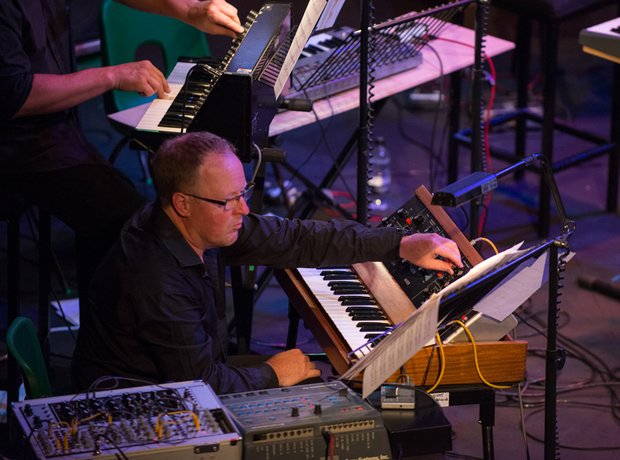 Will Gregory's Moog Ensemble