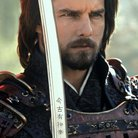 Tom Cruise in The Last Samurai