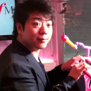 Lang Lang plays toy piano