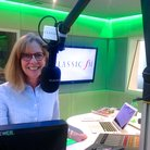 Jane Jones studio Classic FM