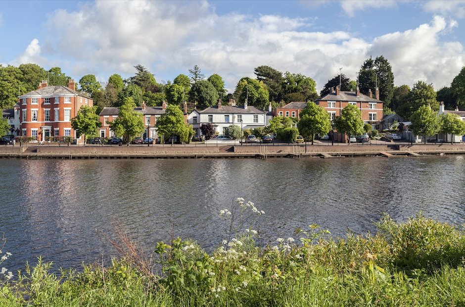 River Dee Chester Cheshire