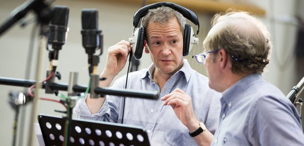 Alexander Armstrong Classic FM Charity Single Glob