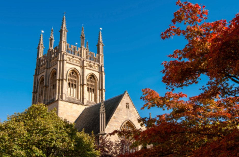 Merton College chapel oxford