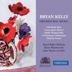 BRyan Kelly Orchestral Music