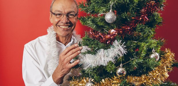 John Brunning Christmas 2014 Classic FM