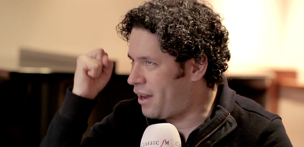 Gustavo Dudamel interview