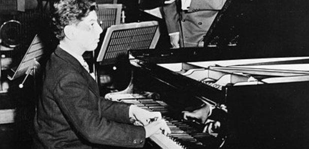 Daniel Barenboim, aged 13