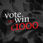 Vote and win £1,000