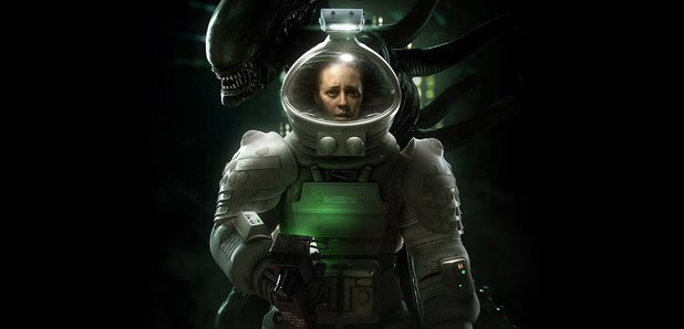 Alien Isolation video game
