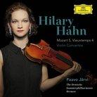 Hilary Hahn Mozart Vieuxtemps violin concertos