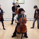 joyous string quartet cover smooth criminal