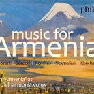 Music For Armenia, Philharmonia Orchestra