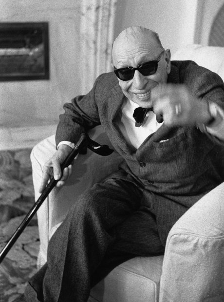 stravinsky happy