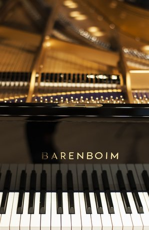 Barenboim-Maene new piano
