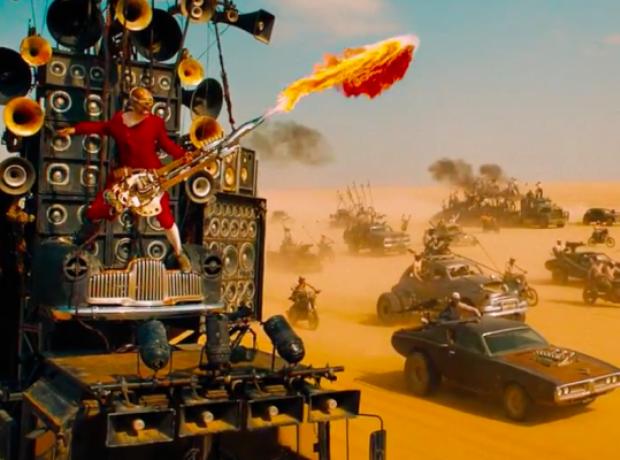 Doof Warrior Mad Max