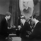 Van Cliburn and Shostakovich