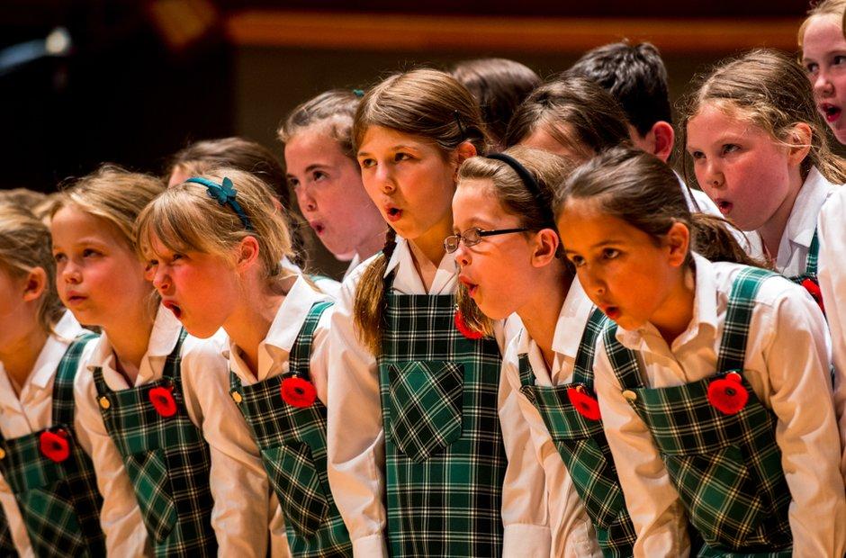 Brackenfield Junior Choir