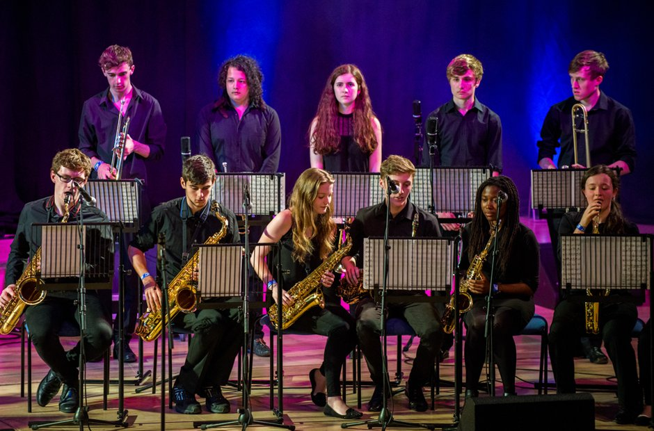 Greenhead College Big Band