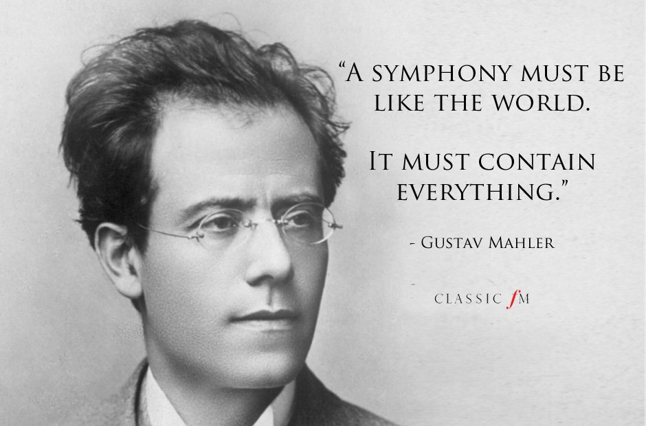 Gustav Mahler* Mahler·/ London Philharmonic Orchestra, The* London Philharmonic Orchestra·Conducted By Gaetano Delogu - Symphony No. 1 In D Major