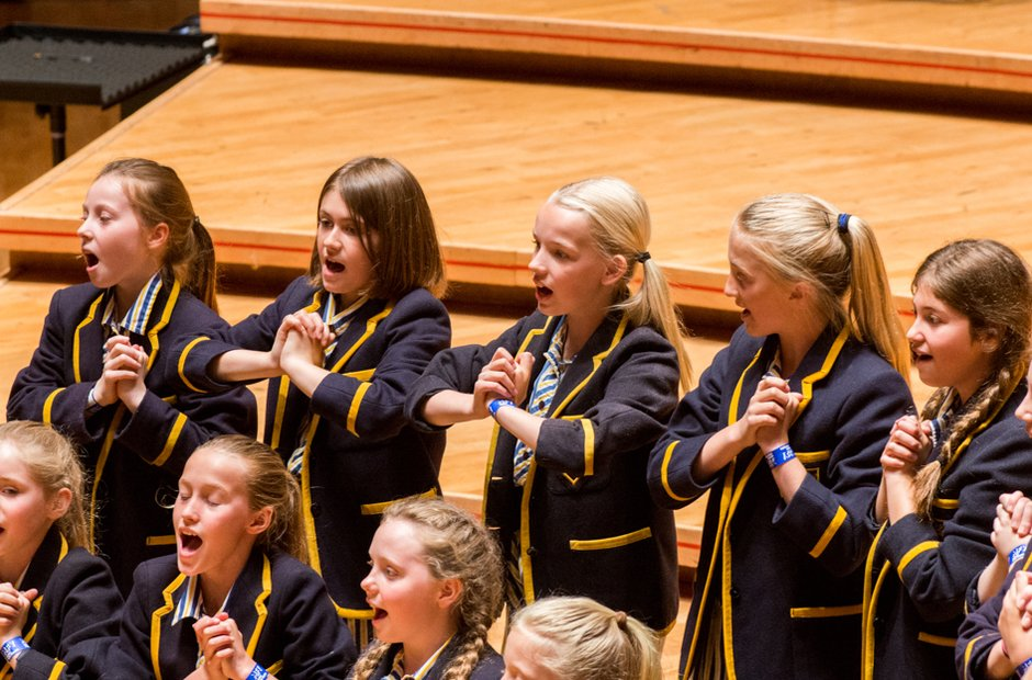 Rupert House School Chamber Choir