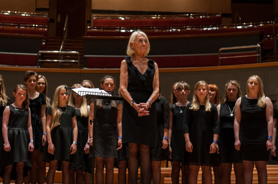 The Singers at Music for Youth 2015