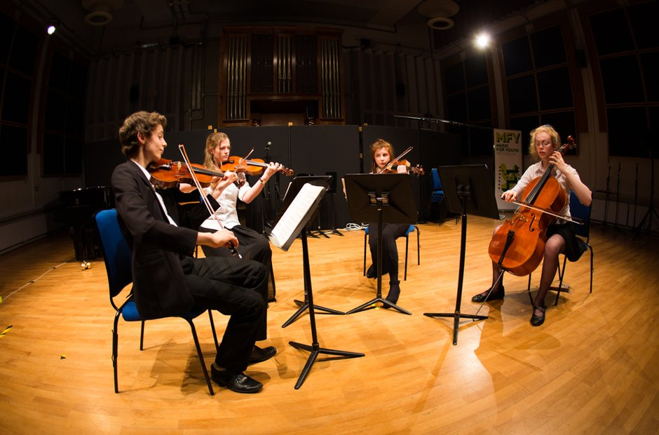 Vuillaume Quartet