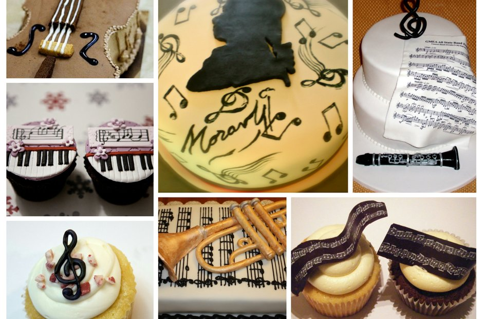 Classical cakes and bakes