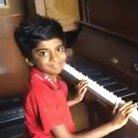 fast piano kid