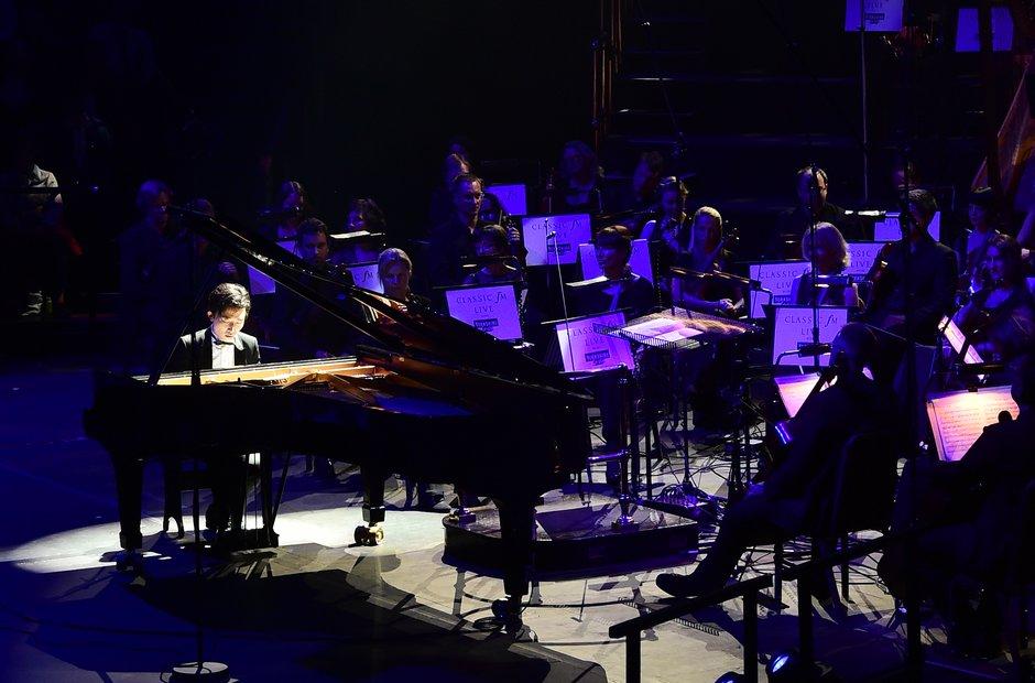Ji Liu Classic FM Live 2015