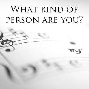 music personality quiz