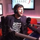 David Tennants at Classic FM