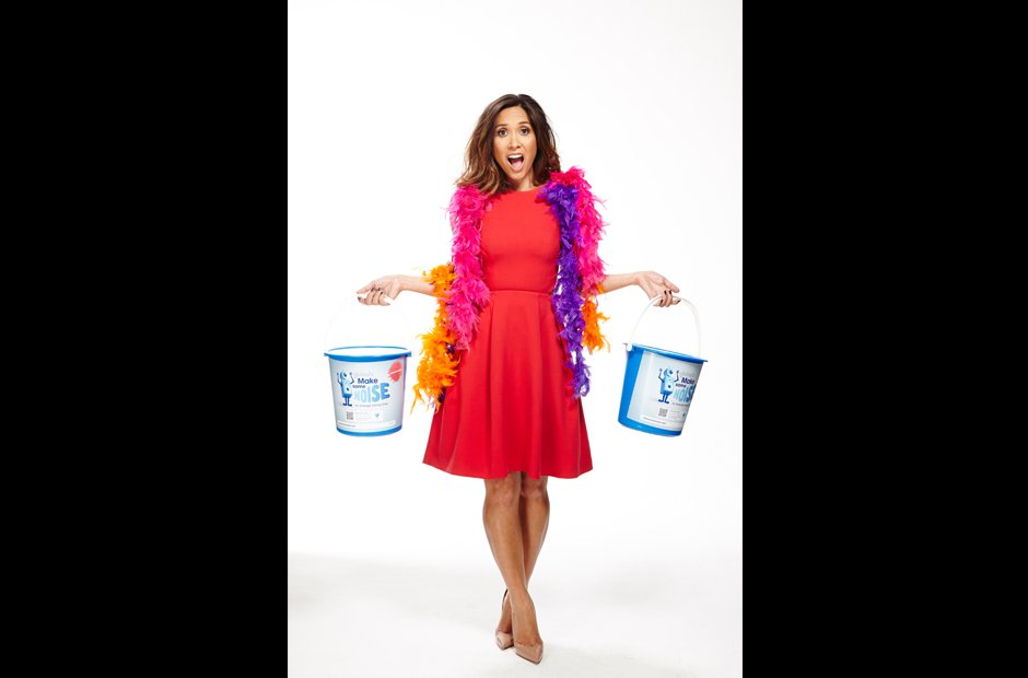 Myleene Klass Make Some Noise