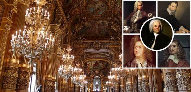 Baroque music asset