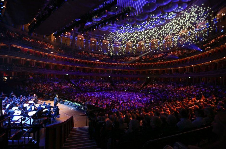 Bryn Terfel 50th birthday concert