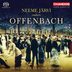 Neema Jarvi conducts Offenbach