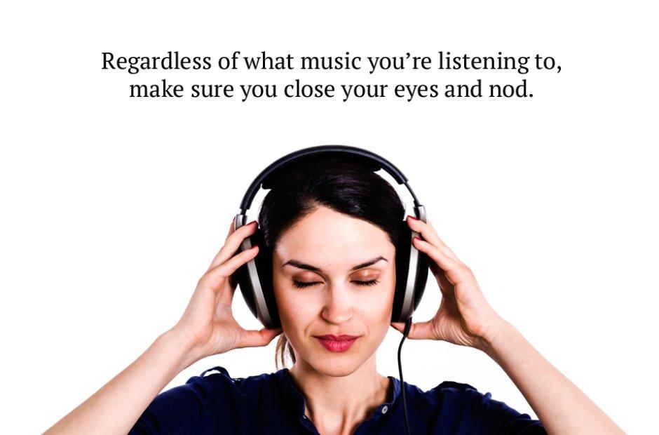tips for non-musicians