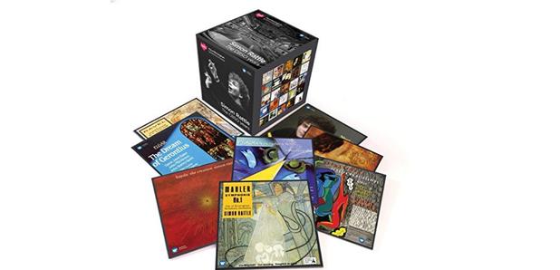 Simon Rattle CBSO collection